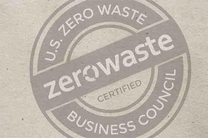 Zero Waste Business Council logo